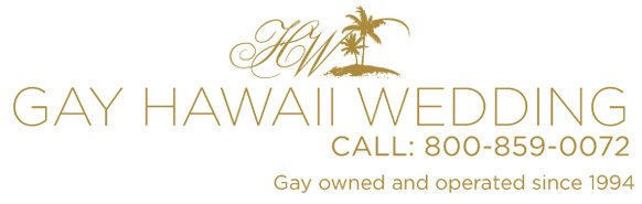 Gay Hawaii Wedding