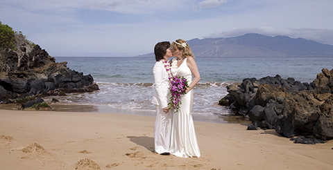 Gay Wedding At Four Seasons Maui