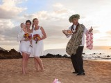 hawaiian wedding ceremony for gays on Maui