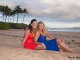 posing for photos at their gay weddings on Maui