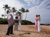 double vow renewal in hawaii